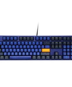 Ducky One 2 Horizon USB Mechanical Keyboard Cherry MX Black Switches (UK Layout)