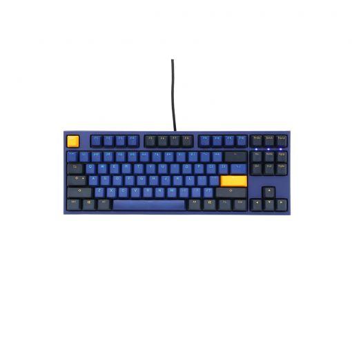 Ducky One 2 Horizon Mechanical  (TKL) Keyboard Cherry MX Black Switches (UK Layout)