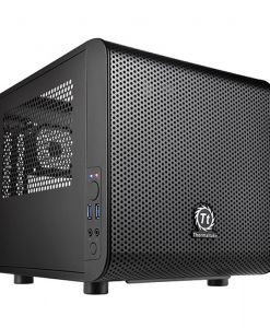 Thermaltake Core V1 mini ITX Black Edition Cube Case