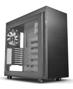 Thermaltake Suppressor F51 Black Silent Case with Window