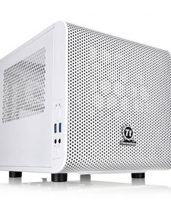 Thermaltake Core V1 Mini ITX PC Case Snow Edition