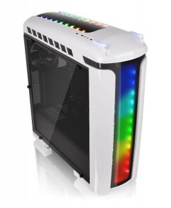 Versa C22 RGB Snow Edition PC Gaming Case from Thermaltake