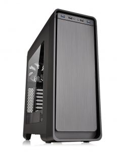 Versa U21 Windowed Gaming Case with USB 3.0 from Thermaltake