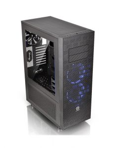 Core X71 Thermaltake Tempered Glass Full Tower Water Cooling Gaming Case