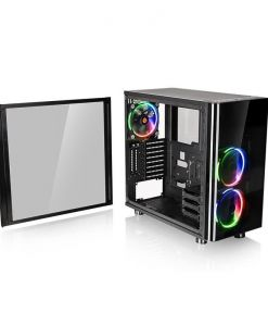 Thermaltake View 31 Thermaltake Tempered Glass RGB PC Gaming Case