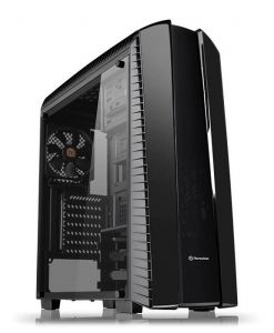 Thermaltake Black Versa N27 Midi PC Gaming Case