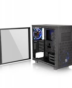 Thermaltake Core X31 PC Gaming Case Black Tempered Glass