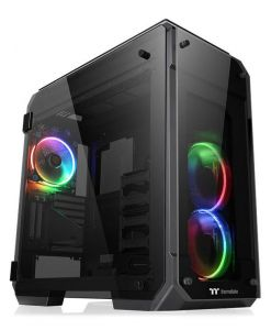 Thermaltake View 71 RGB Tempered Glass Full Tower PC Gaming Chassis
