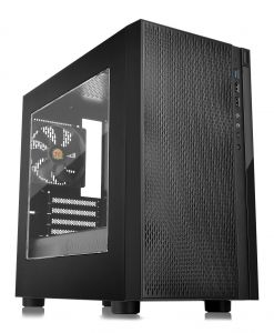 Thermaltake Versa H18 Micro ATX PC Gaming Case