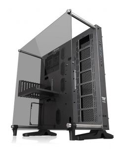 Thermaltake Core P5 Tempered Glass Open Frame Glass PC Gaming Case Space Grey