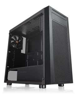 Thermaltake Versa J22 Tempered Glass Edition Mid-Tower Chassis