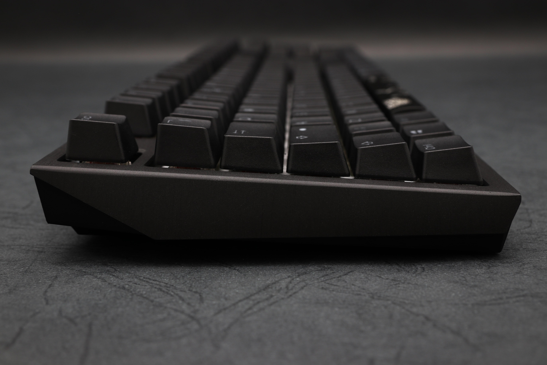Ducky Shine 7 BlackOut RGB Mechanical Keyboard Black Cherry