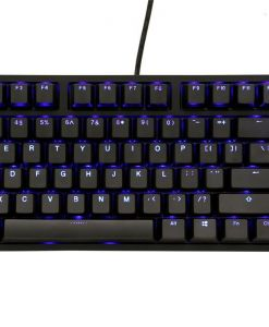 Ducky One 2 Skyline Mechanical Tenkeyless (TKL) Keyboard Cherry MX Black Switches (UK Layout)