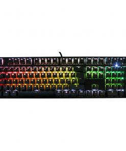 ikbc F108 RGB Cherry MX Red Mechanical Keyboard (UK LAYOUT)