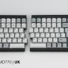 Mistel Barocco MD770 RGB Mechanical Keyboard