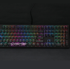 Ducky Shine Series Keyboards