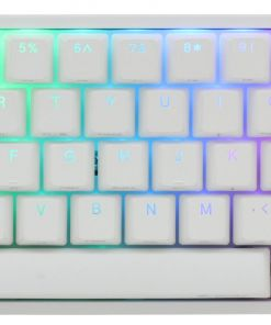 Ducky One 2 Mini Pure White Cherry MX Switch