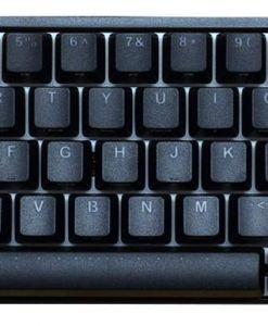 Vortex POK3R Black Case Mechanical Keyboard Cherry MX White (UK Layout)