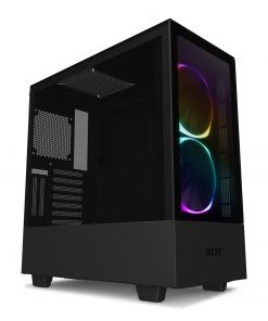 NZXT Black H510 Elite Mid Tower Windowed PC Gaming Case