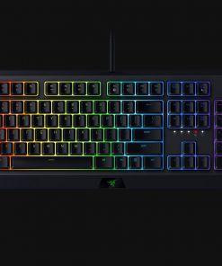 Razer Blackwidow CHROMA Gaming Keyboard Green Switch