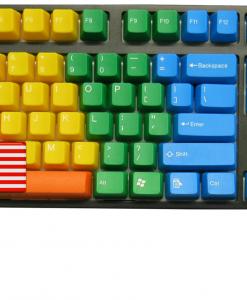 Tai-Hao PBT Keycaps Rainbow Limited Edition