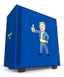 NZXT H500 Vault Boy Glass Windowed PC Gaming Case