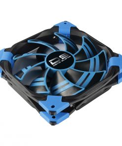 Aerocool DS Edition 14cm Blue LED Fan Dual Material/Colour FDB Fan 10.8dBA