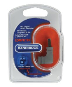 Bandridge USB 3.0  Male - Female 270°  Adapter