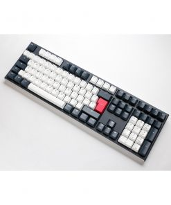 Ducky One 2 Tuxedo Double Shot PBT Cherry MX Mechanical Keyboard