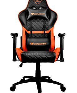 Cougar Armor One Gaming Chair Black & Orange